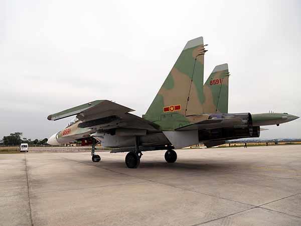 """Không quân Việt Nam làm chủ """"Hổ mang chúa"""" Su-30MK2 - ảnh 11"""