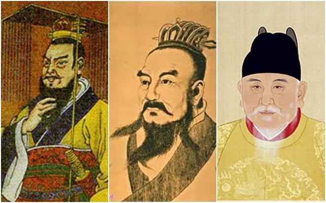 Vì sao Lưu Bang, Chu Nguyên Chương giết khai quốc công thần còn Tần Thủy Hoàng lại không? - Ảnh 1.