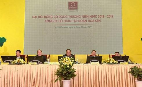 Ông Lê Phước Vũ lên núi ở ẩn, vẫn dự 101 cuộc họp HĐQT - Ảnh 1.