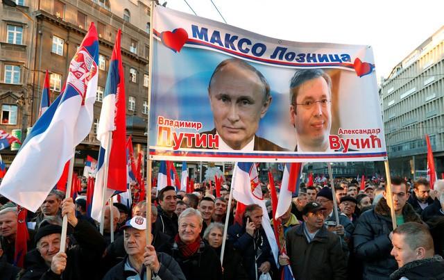 Thăm Serbia, TT Putin đã nhận được bất ngờ gì khiến ông phải thốt lên 3 chữ đáng yêu quá? - Ảnh 6.