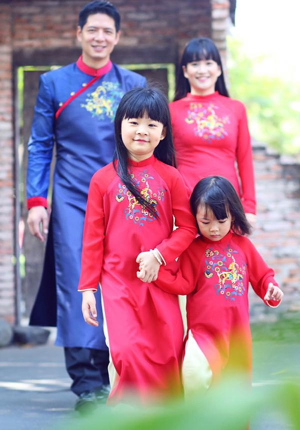 Bà xã hơn 5 tuổi thành đạt nhưng vẫn giỏi việc nhà của Thiên Lôi đẹp trai nhất Táo quân - Ảnh 4.