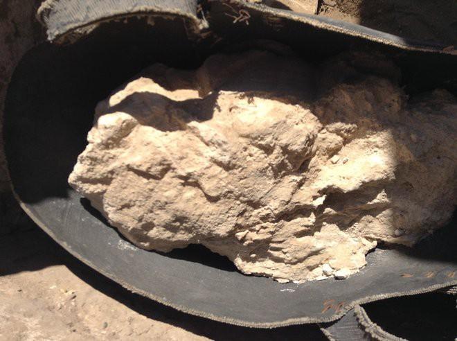 Phát hiện khảo cổ dị nhất 2018: Quan tài nặng gần 30 tấn chứa hài cốt, chất lỏng kỳ lạ - Ảnh 6.