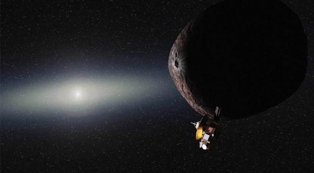 Tàu New Horizons của NASA đã gọi điện về nhà, thông báo an toàn tiếp cận vật thể xa nhất trong hệ Mặt trời - Ảnh 2.