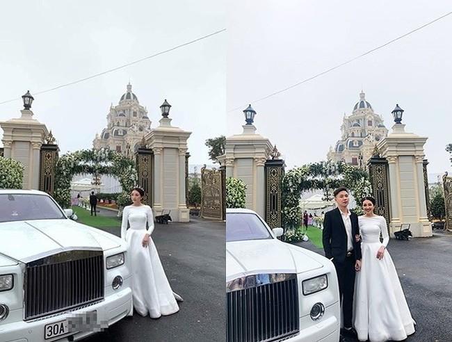 Cô dâu trong đám cưới 200 cây vàng ở lâu đài xinh đẹp, nhưng nhan sắc của người mẹ mới thật đáng ngưỡng mộ - Ảnh 2.
