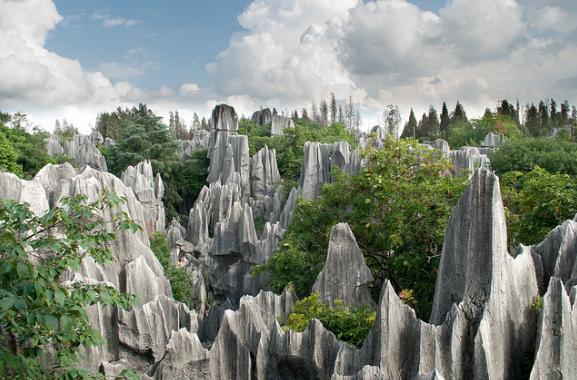 Chùm ảnh: Những mảnh đất đẹp không tưởng khiến bạn ngỡ như đang lạc vào thế giới khác - Ảnh 4.