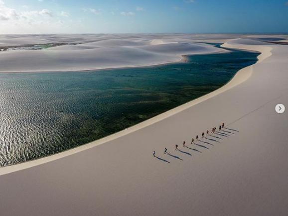 Chùm ảnh: Những mảnh đất đẹp không tưởng khiến bạn ngỡ như đang lạc vào thế giới khác - Ảnh 10.