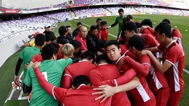 Gần 30 triệu đồng tour đi Dubai xem đội tuyển Việt Nam đá tứ kết - Ảnh 1.