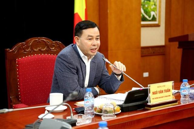 Chân dung 2 Phó Trưởng Ban Kinh tế Trung ương thế hệ 7X - Ảnh 7.