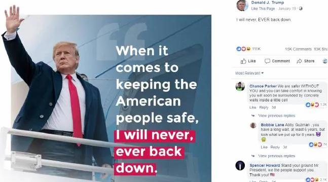 Dân Mỹ phanh phui những lần ông Trump dùng ảnh chỉnh sửa thẩm mỹ quá đà - Ảnh 6.