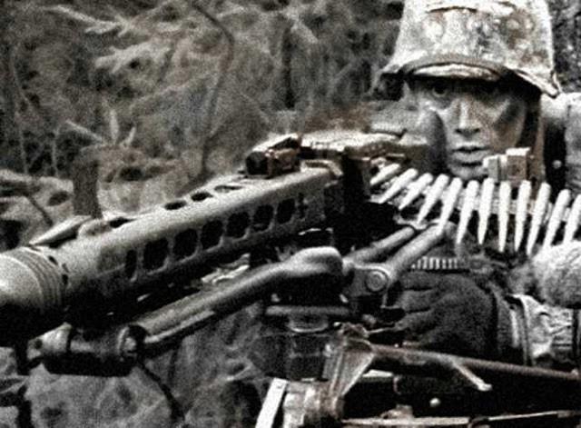 Mẫu súng máy Cưa Xương kinh hoàng nhất trong Thế chiến II - Ảnh 1.