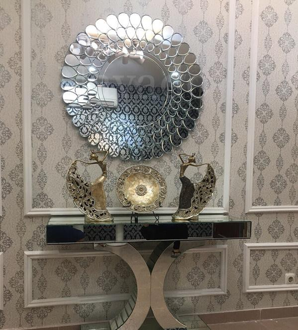 Mách bạn cách chọn gương trang trí vừa đẹp vừa hợp phong thủy cho ngôi nhà - Ảnh 2.