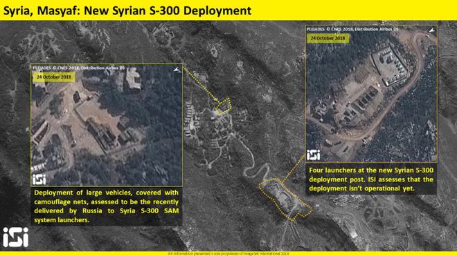 Israel tấn công Syria: Tranh thủ từng giờ từng phút xốc tới - Tên lửa S-300 nguy to - Ảnh 2.