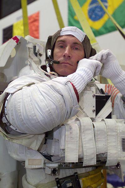 Phi hành gia trên thế giới bị bỏ quên gần 1 năm ròng trong vũ trụ - Ảnh 2.