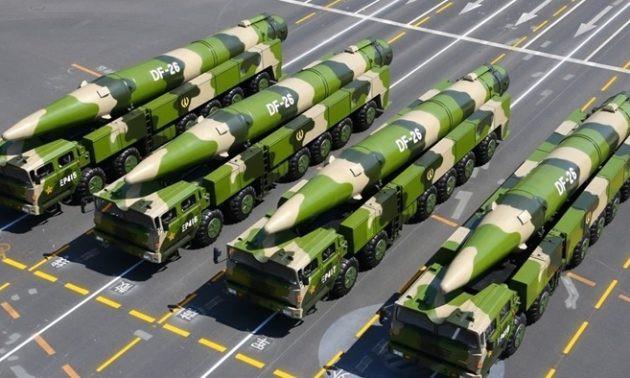 Mỹ giật mình khi Trung Quốc lần đầu công khai sức mạnh sát thủ tàu sân bay DF-26? - Ảnh 2.