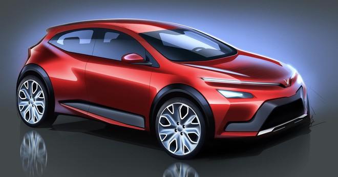 7 mẫu ô tô phổ thông của VinFast sắp xuất hiện tại Việt Nam - Ảnh 2.