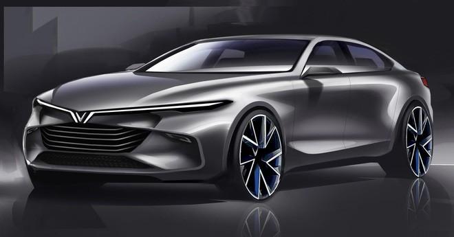 7 mẫu ô tô phổ thông của VinFast sắp xuất hiện tại Việt Nam - Ảnh 4.
