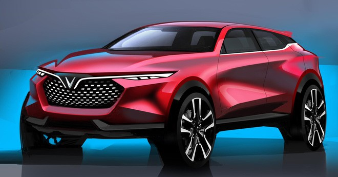 7 mẫu ô tô phổ thông của VinFast sắp xuất hiện tại Việt Nam - Ảnh 5.