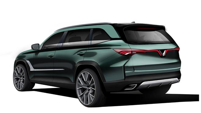 7 mẫu ô tô phổ thông của VinFast sắp xuất hiện tại Việt Nam - Ảnh 7.