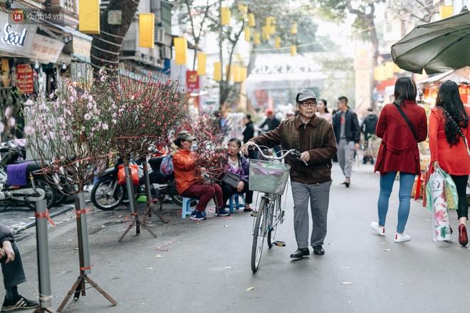 Rộn ràng không khí Tết tại chợ hoa Hàng Lược - phiên chợ truyền thống lâu đời nhất ở Hà Nội - Ảnh 18.