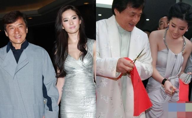 Xôn xao tin Lưu Diệc Phi có bầu với Thành Long, phải lén lút phá thai năm 15 tuổi - Ảnh 1.