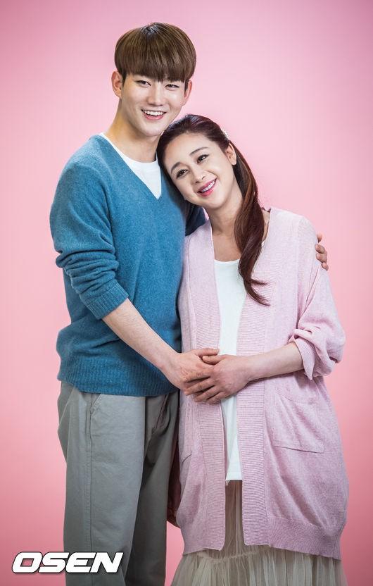 Hôn nhân viên mãn của Hoa hậu Hàn Quốc U50 và hot boy đáng tuổi con - Ảnh 5.