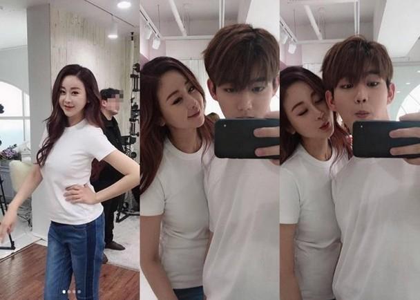 Hôn nhân viên mãn của Hoa hậu Hàn Quốc U50 và hot boy đáng tuổi con - Ảnh 9.