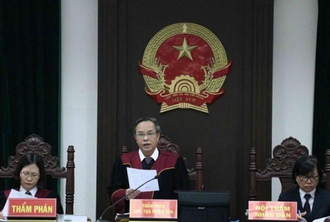 Tuyên án Vũ nhôm và 2 cựu Thứ trưởng Bộ Công an Trần Việt Tân, Bùi Văn Thành - Ảnh 2.