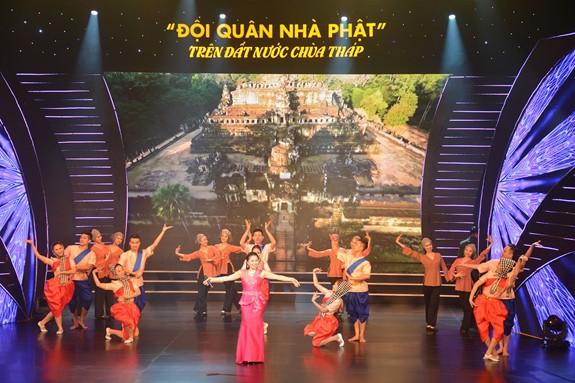 """Ký ức và chiến công bi hùng của """"Đội quân nhà Phật"""" trên đất nước Chùa Tháp - Ảnh 1."""