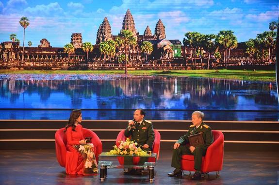 """Ký ức và chiến công bi hùng của """"Đội quân nhà Phật"""" trên đất nước Chùa Tháp - Ảnh 2."""