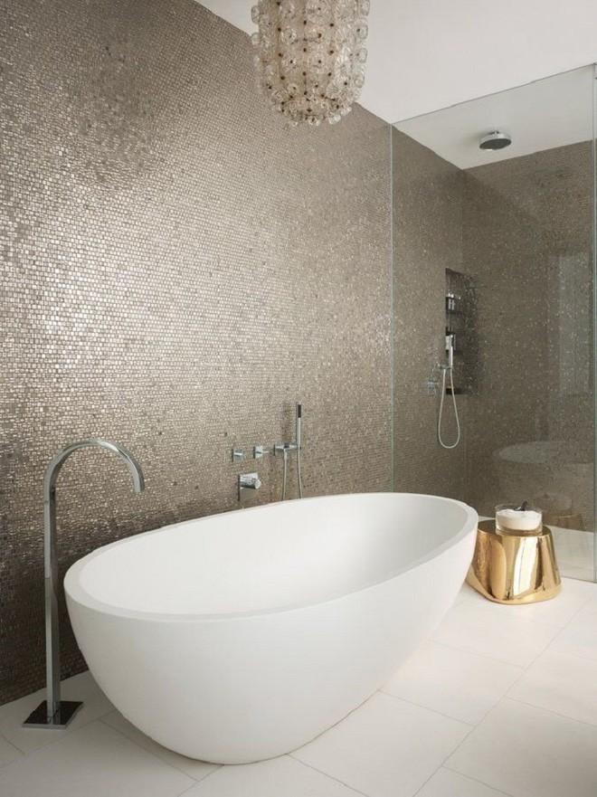 Cách thiết kế nhà tắm cực đẹp cho một năm mới vừa thoải mái lại hạnh phúc - Ảnh 2.