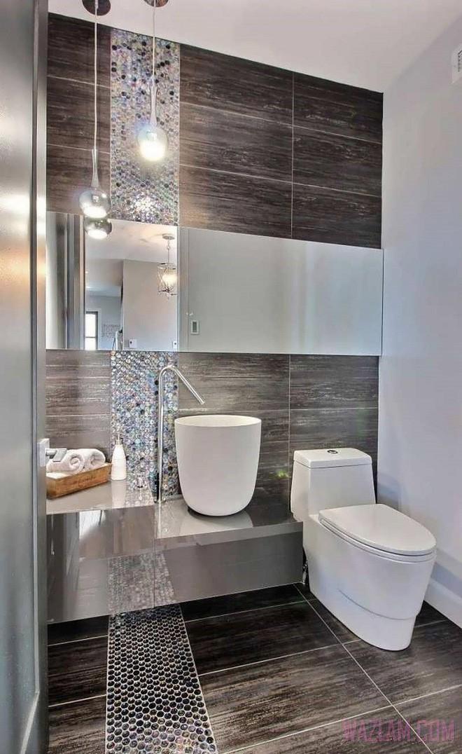 Cách thiết kế nhà tắm cực đẹp cho một năm mới vừa thoải mái lại hạnh phúc - Ảnh 5.