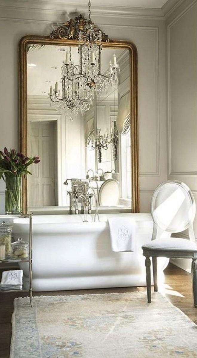 Cách thiết kế nhà tắm cực đẹp cho một năm mới vừa thoải mái lại hạnh phúc - Ảnh 7.