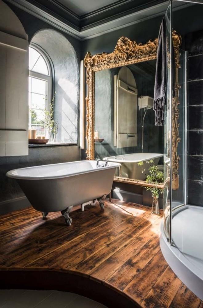 Cách thiết kế nhà tắm cực đẹp cho một năm mới vừa thoải mái lại hạnh phúc - Ảnh 9.