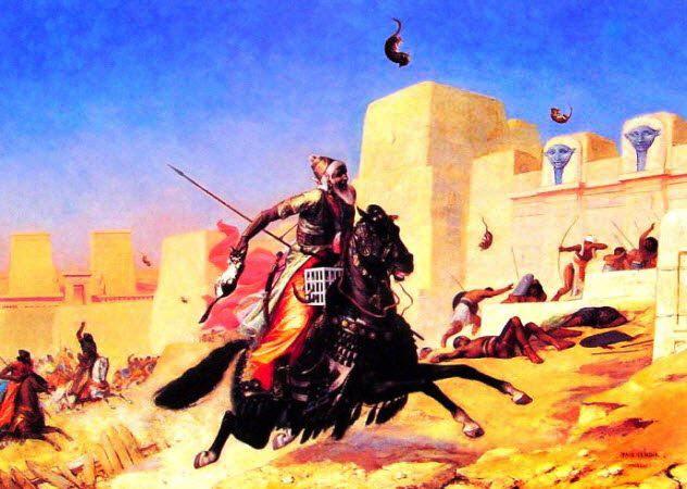 Giải mật thuật khủng bố của Thành Cát Tư Hãn: Át chủ bài giúp quân Mông Cổ đại thắng - Ảnh 2.