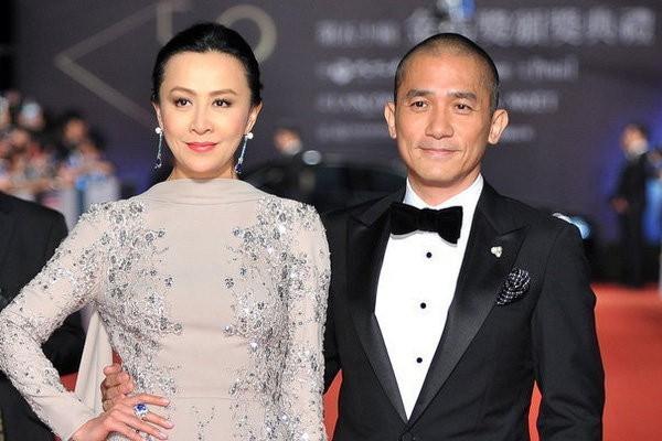 Đẹp trai và giàu có, 5 quý ông Hoa ngữ này vẫn chung thủy hàng chục năm với một mối tình - ảnh 2