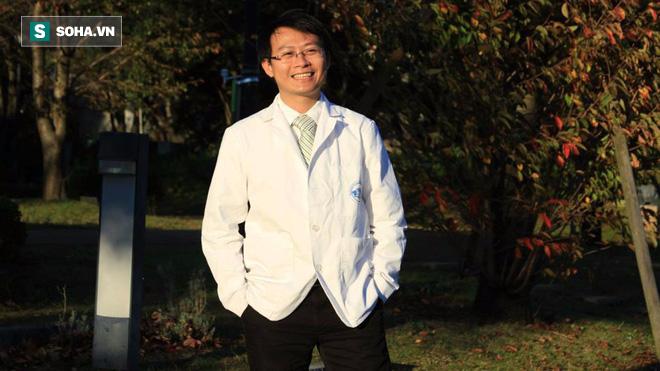BS từ Nhật Bản: Ung thư mà chưa có CSGN khác nào may áo gấm khi chưa có quần đùi - Ảnh 1.