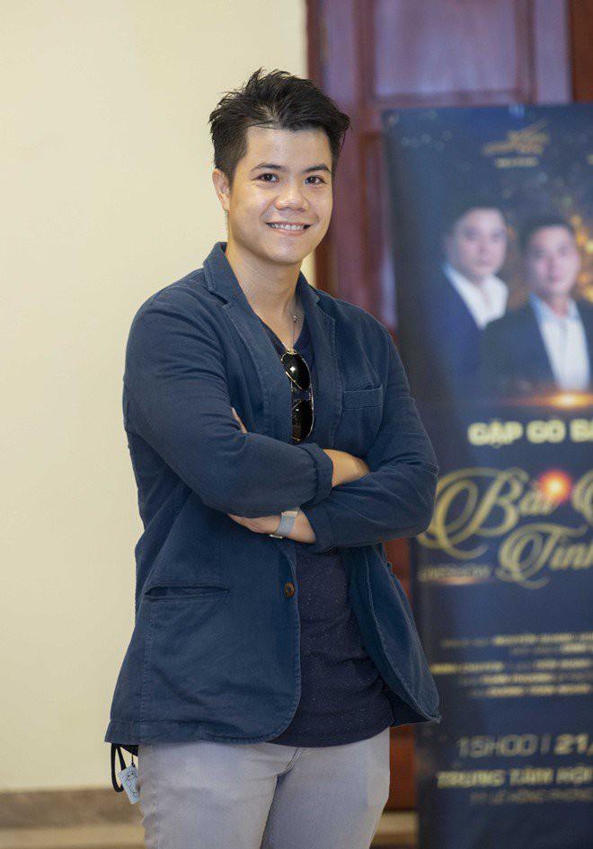 Đinh Mạnh Ninh cùng 2 nhạc sĩ tài hoa làm đêm nhạc chung - Ảnh 4.
