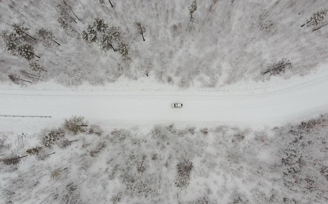 24h qua ảnh: Tuyết đầu mùa phủ trắng rừng cây ở Trung Quốc - Ảnh 6.