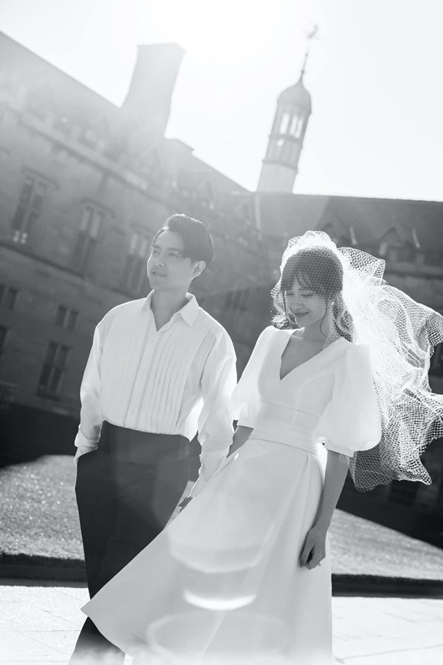 Chuyện khó tin sau bộ ảnh cưới ngọt ngào của thiếu gia tập đoàn nhựa và ca sĩ Đông Nhi - Ảnh 10.
