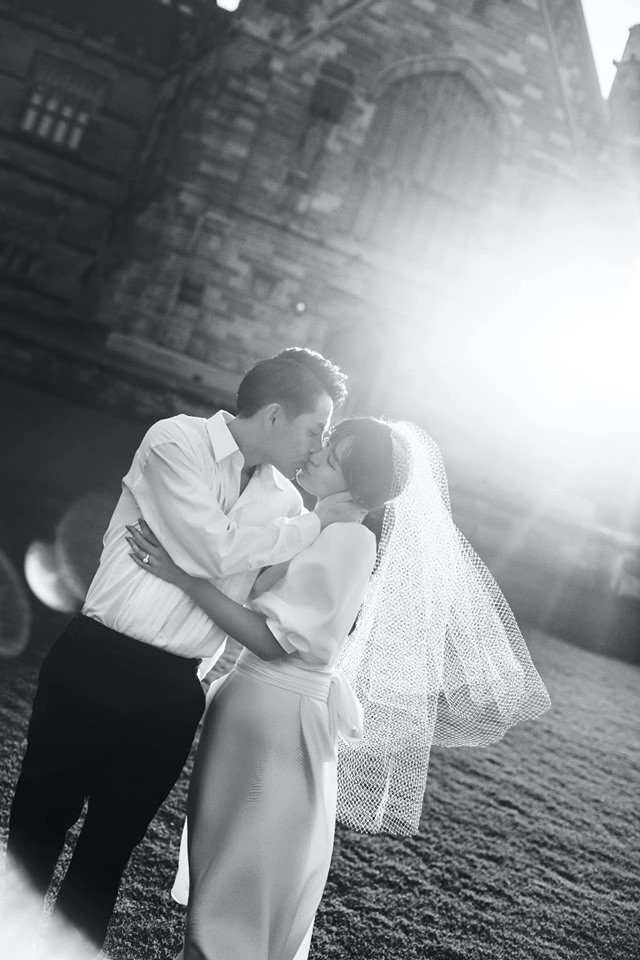 Chuyện khó tin sau bộ ảnh cưới ngọt ngào của thiếu gia tập đoàn nhựa và ca sĩ Đông Nhi - Ảnh 11.