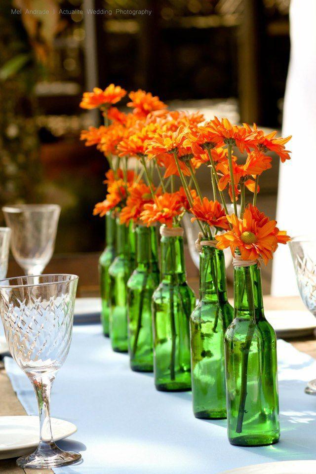 Những cách cắm hoa vừa dễ vừa đẹp trang trí nhà dịp Tết - Ảnh 13.