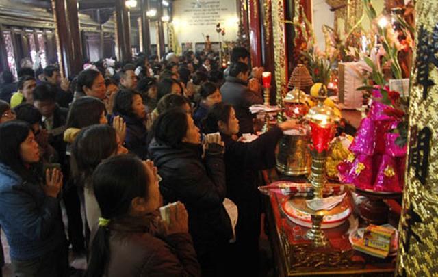 Đi lễ chùa có nhiều điều cấm kỵ mà không phải ai cũng biết. (Ảnh: GĐ&XH)