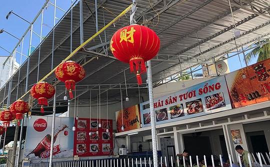 Kiểm tra, xử lý các nhà hàng ở Nha Trang bị tố chặt chém - Ảnh 3.