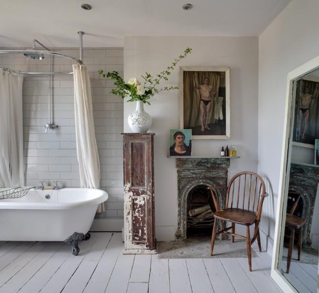 4. Góc thư giãn thường ngày sẽ chẳng có gì thay đổi để đảm bảo cảm giác và thói quen thường ngày không bị đảo lộn. Tuy nhiên, căn phòng sẽ đẹp hơn mọi ngày nhờ việc decor thêm tranh và lọ hoa.