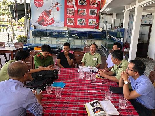Kiểm tra, xử lý các nhà hàng ở Nha Trang bị tố chặt chém - Ảnh 5.