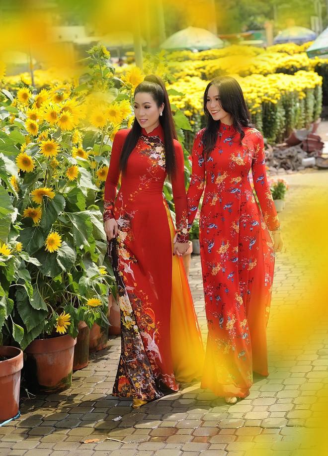 16 tuổi, con gái NSƯT Trịnh Kim Chi đã cao 1m72 và xinh đẹp như hot girl - Ảnh 7.