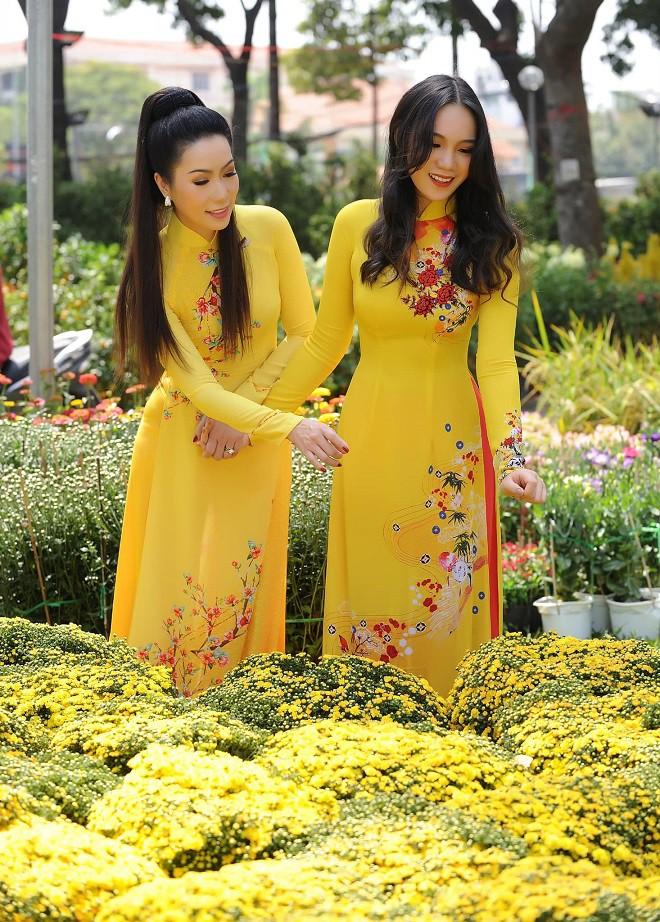 16 tuổi, con gái NSƯT Trịnh Kim Chi đã cao 1m72 và xinh đẹp như hot girl - Ảnh 4.