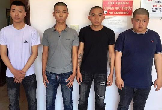 Giải quyết mâu thuẫn bằng dao, 1 người chết, 5 người bị bắt - Ảnh 2.