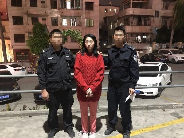 Đến nhà bạn trai ra mắt nhân dịp Tết, cô gái trẻ bị cảnh sát còng tay ngay cửa, để lộ thân phận thật - Ảnh 2.