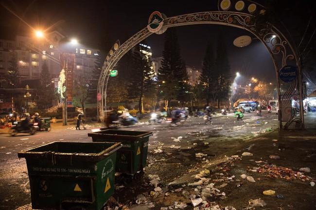 Sau Tết, hình ảnh một Đà Lạt ngập rác khiến những người yêu thành phố ngàn hoa xót xa - ảnh 5